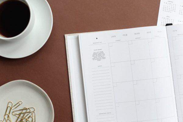 agenda personalizata